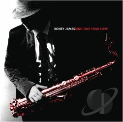 James, Boney - Send One Your Love CD Cover Art