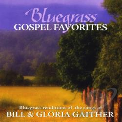 Porchlight Trio - Bluegrass Gospel Favorites: Songs of Bill & Gloria Gaither CD Cover Art