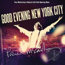 McCartney, Paul - Good Evening New York City (Digital Wide) DB Cover Art