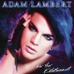 Lambert, Adam - For Your Entertainment DB Cover Art