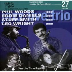 Daniels, Eddie / S / Woods, Phil - Swiss Radio Days Vol. 27 CD Cover Art