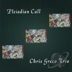 Chris Greco Trio - Pleiadian Call CD Cover Art