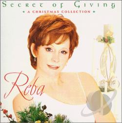 Mcentire, Reba - Secret of Giving: A Christmas Collection CD Cover Art