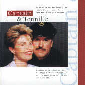Captain & Tennille - Captain & Tennille CD Cover Art