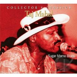Mahal, Taj - Sugar Mama Blues CD Cover Art