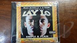 Minelli, Max - Lay Lo CD Cover Art