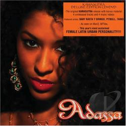 Adassa - Kamasutra: Coleccion De Lujo CD Cover Art