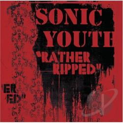 Sonic Youth - Rather Ripped CD Cover Art