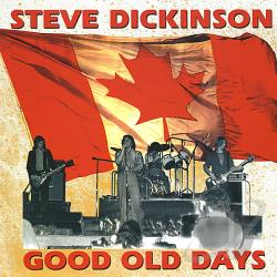 Dickinson, Steve - Good Old Days CD Cover Art