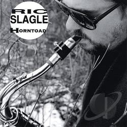Slagle, Ric - Horntoad CD Cover Art