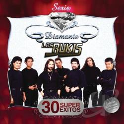 Los Bukis - Serie Diamante: 30 Super Exitos CD Cover Art