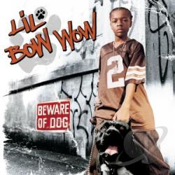 Lil Bow Wow - Beware of Dog CD Cover Art