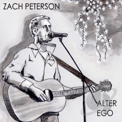 Peterson, Zach - Alter Ego CD Cover Art