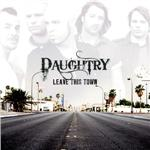 Daughtry - Leave This Town DB Cover Art