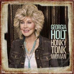 Holt, Georgia - Honky Tonk Woman CD Cover Art