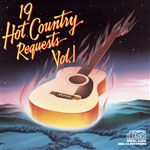 19 Hot Country Requests CD Cover Art