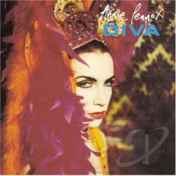 Lennox, Annie - Diva CD Cover Art