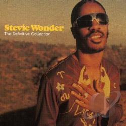 Wonder, Stevie - Definitive Collection CD Cover Art