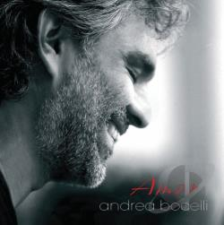 Bocelli, Andrea - Amor CD Cover Art