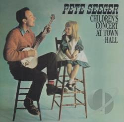 Seeger, Pete - Children's Concert at Town Hall CD Cover Art