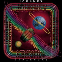 Journey - Departure CD Cover Art