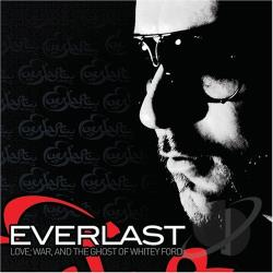 Everlast - Love, War And The Ghost Of Whitey Ford CD Cover Art