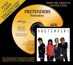 Pretenders - Pretenders CD Cover Art