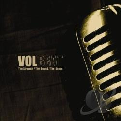 VolBeat - Strength/The Sound/The Songs CD Cover Art