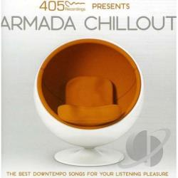 Armada Chillout - Vol. 1 - Armada Chillout CD Cover Art