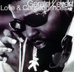 Levert, Gerald - Love & Consequences CD Cover Art