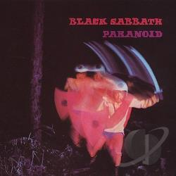 Black Sabbath - Paranoid CD Cover Art