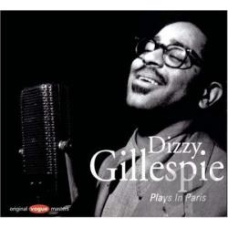 Gillespie, Dizzy - Plays In Paris CD Cover Art