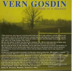 Gosdin, Vern - There Is a Season CD Cover Art