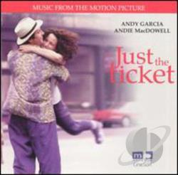 Just The Ticket CD Cover Art
