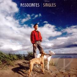 Associates - Singles CD Cover Art
