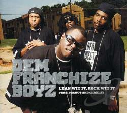 Dem Franchize Boyz - Lean Wit It Rock Wit It DS Cover Art