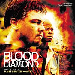 Blood Diamond CD Cover Art
