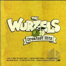 Wurzels - Greatest Hits CD Cover Art