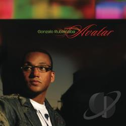 Rubalcaba, Gonzalo - Avatar CD Cover Art