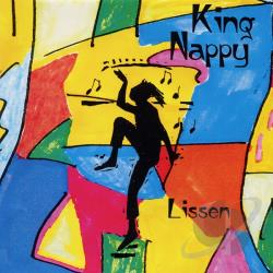 King Nappy - Lissen CD Cover Art