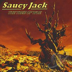 Saucy Jack - Tree Of Woe CD Cover Art