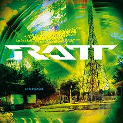 Ratt - Infestation CD Cover Art