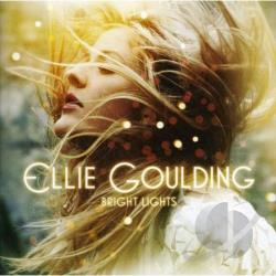 Ellie Goulding - Bright Lights CD Cover Art