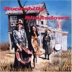 Rockabilly Shakedown CD Cover Art