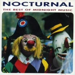 Nocturnal: The Best of Midnight Music CD Cover Art