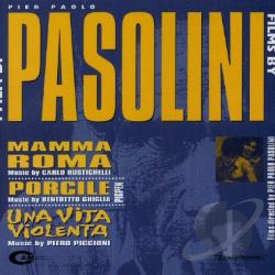 Original Soundtrack / Rustichelli, Carlo - Il Film di Pasolini CD Cover Art