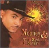 Nooney & The Zydeco Floaters - We Bringing The Heat CD Cover Art