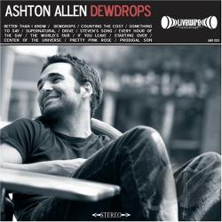 Allen, Ashton - Dewdrops CD Cover Art