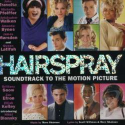 Hairspray CD Cover Art
