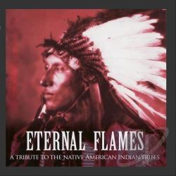 Global Journey / Various Artists - Global Journey: Eternal Flames CD Cover Art